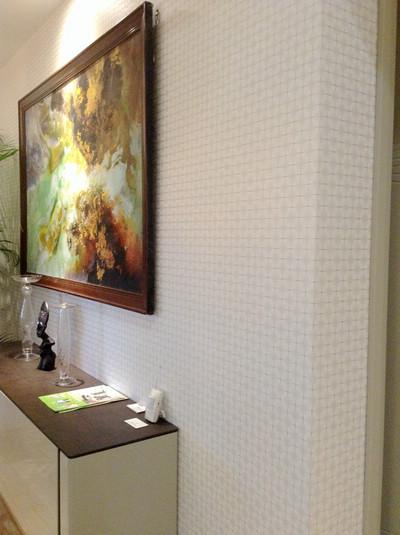 大展-仿马赛克墙纸 现代客餐厅
