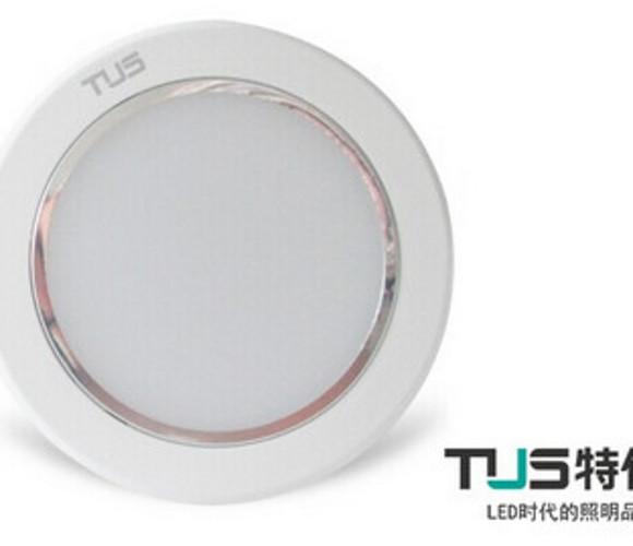 3W LED 家装筒灯 点光源 晓月系列