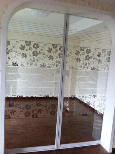 蝶恋花玻璃—厨房门