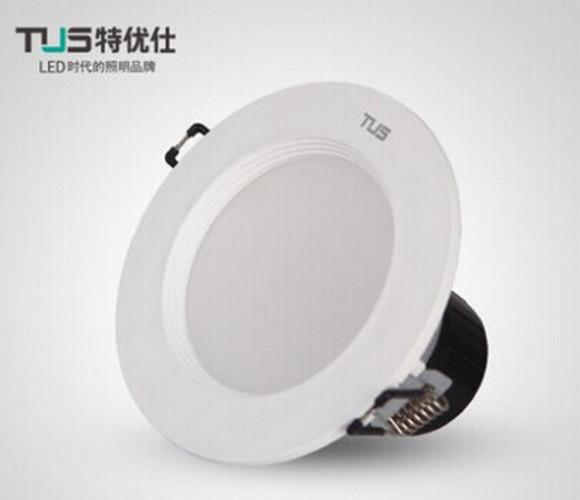 3W LED筒灯 2.5寸 点光源 灯具