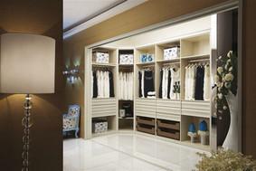 白蜡木纹衣柜