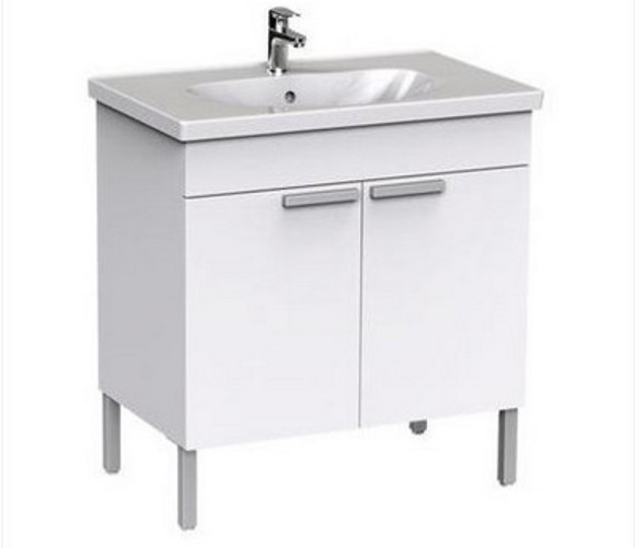 新摩登落地式浴室柜