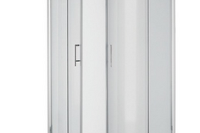 概念圆弧型移门淋浴房