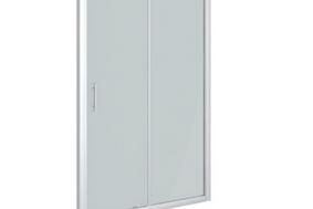 概念直线单门淋浴房