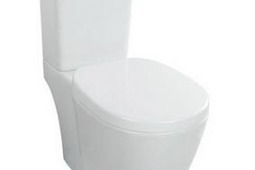 概念方形分体座厕