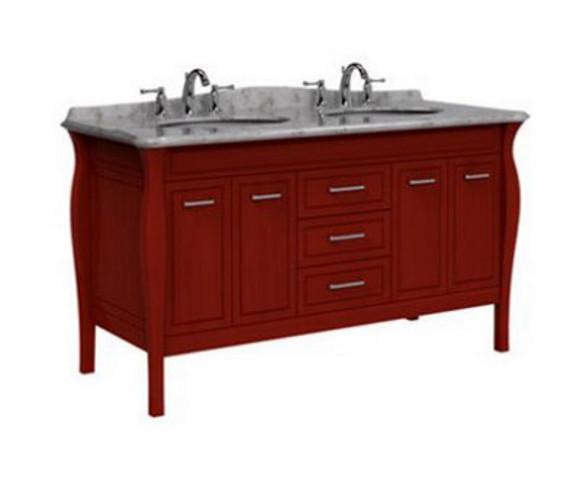 尊悦1500落地式浴室柜
