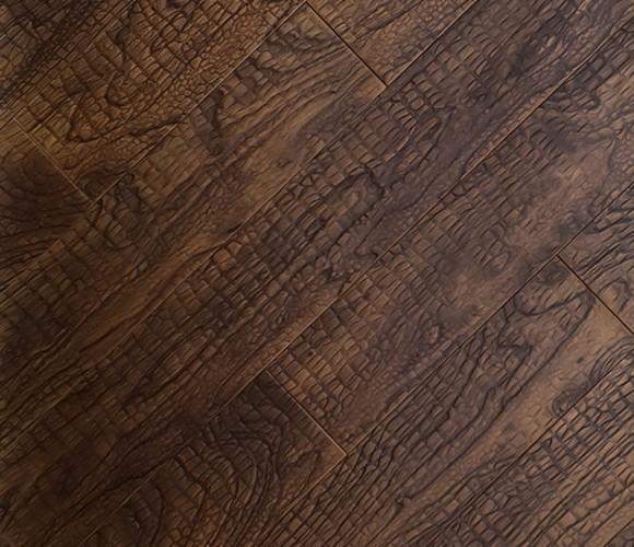 地暖地板-鳄鱼纹-5