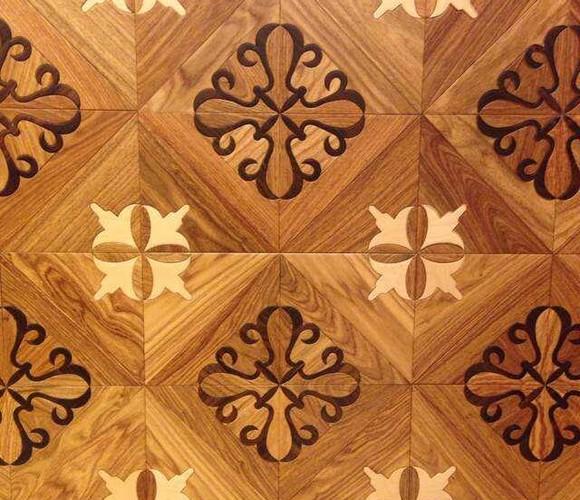 地暖地板-帝宫