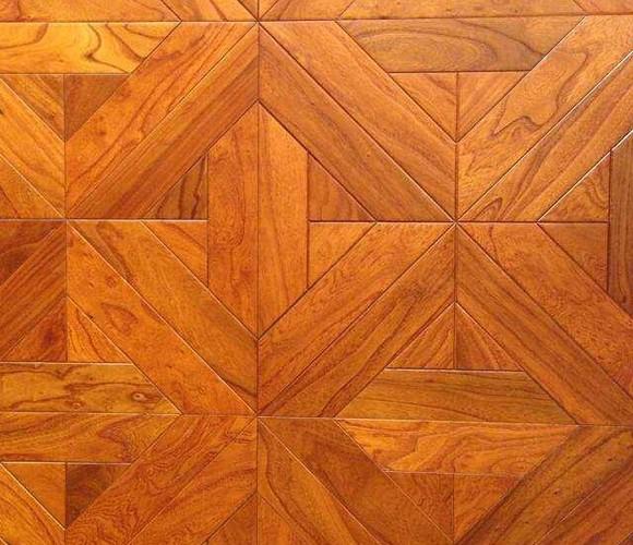 地暖地板-榆木矩阵