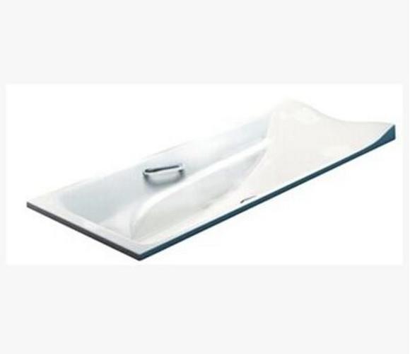 炫靓石1.7米无裙浴缸