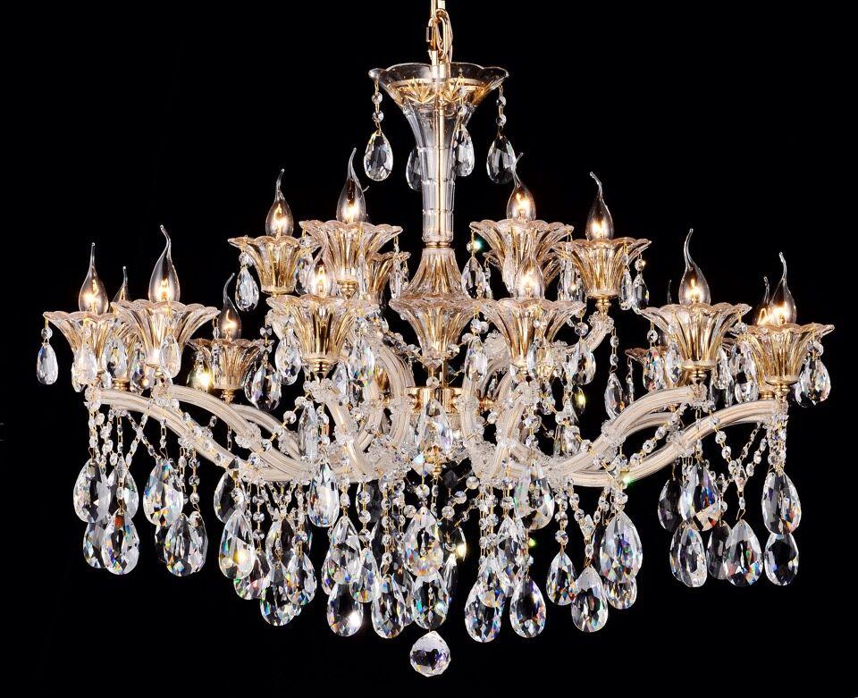 奢华水晶灯-阿基米德-南京锦华装饰设计公司