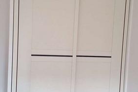 8060百叶黑线—衣柜门