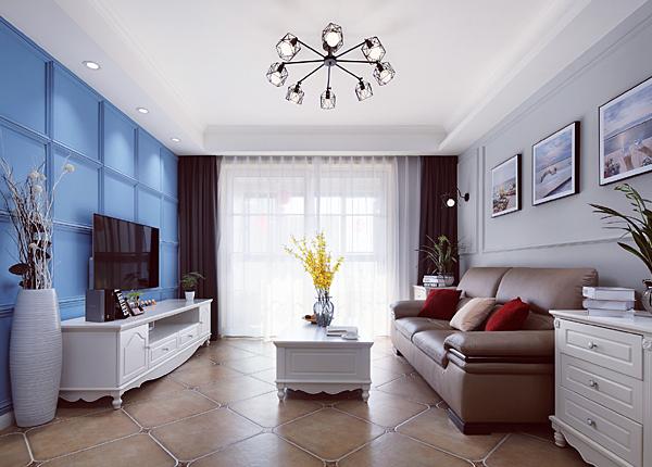 现代简约-三室一厅