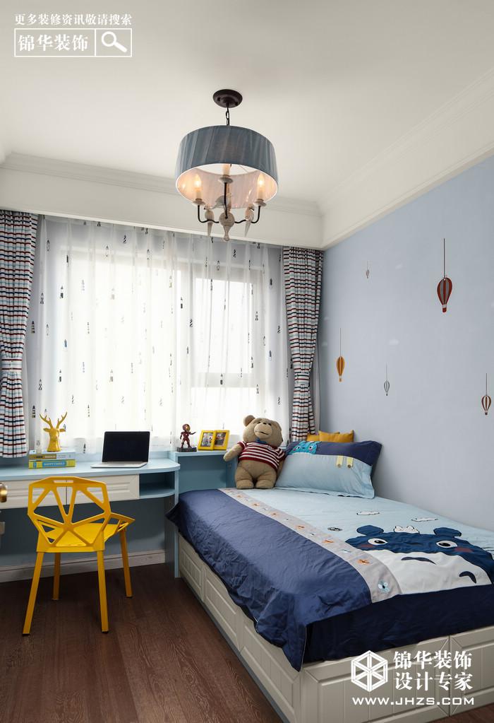 【中海国际社区】120平 简欧风装修-三室两厅-简欧