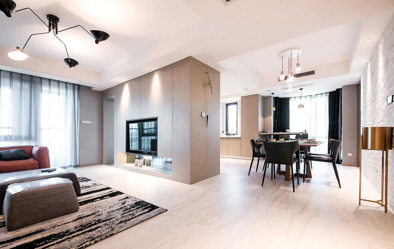 【绿城玉兰公寓】160平 现代简约风格