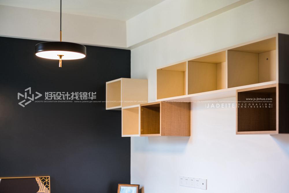 【上河御府】150平 现代风格装修-四室两厅-现代简约