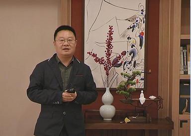 堂杰支招-太湖国际150平新中式风格实景样板间视频(二)