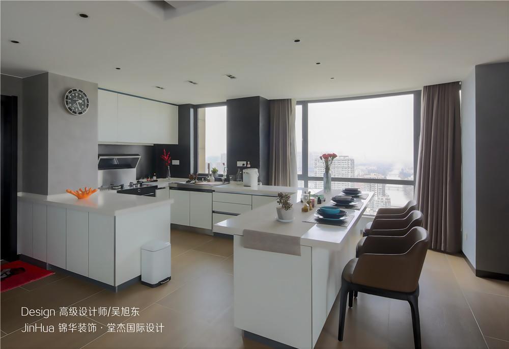 长岛府136㎡现代——Supr装修-两室一厅-现代简约