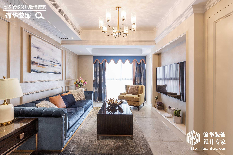 湖東府-小美風格-90平-兩室兩廳實景圖