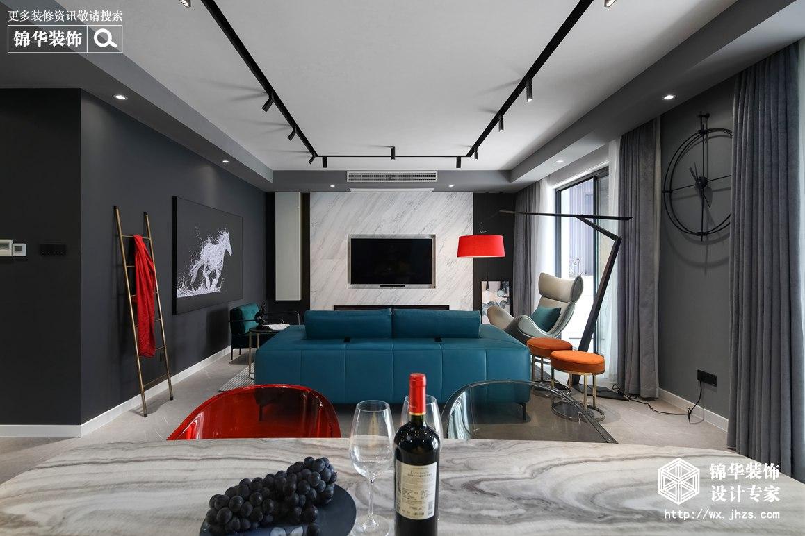 红豆人民路9号 230㎡  四室两厅一厨三卫 现代轻奢风格