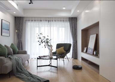 錦華裝飾-現代簡約風裝修實景案例