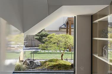 長興橡樹莊園-現代簡約-450㎡-別墅